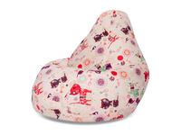 Кресло мешок груша L Cats